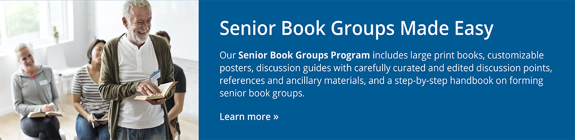 Large Print Senior Book Groups