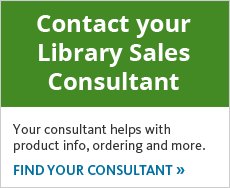 Contact your Library Sales Consultant