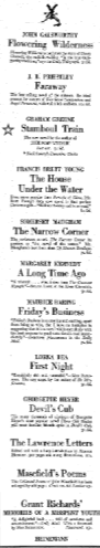 The Sunday Times, Sunday, December 11, 1932