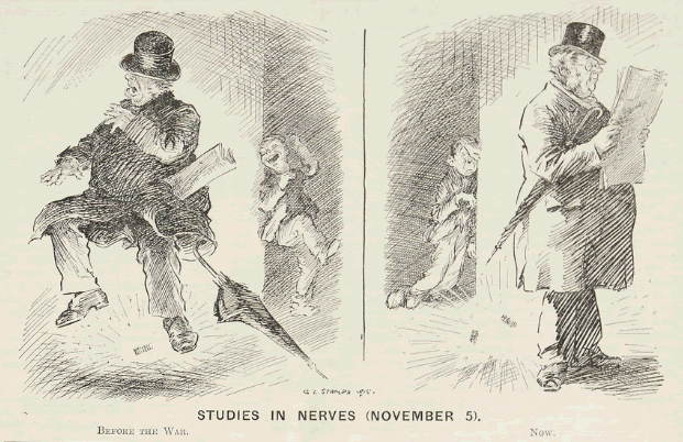 (Punch, Wednesday, November 3, 1915)