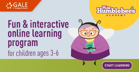 Miss Humblebee's Academy - fun & interactive online learning program for children ages 3 - 6