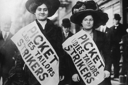 Women's Trade Union League and Its Leaders