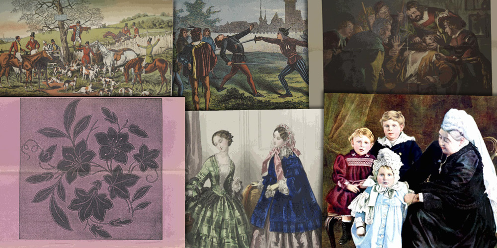 Various source media, Nineteenth Century UK Periodicals, Part I: Women's, Children's, Humour, and Leisure