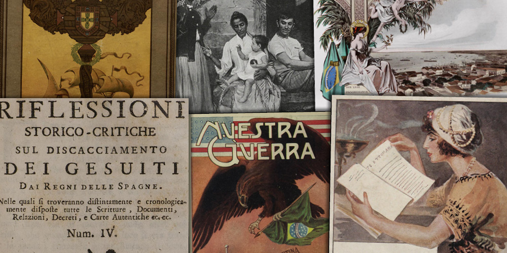 Various source media, Brazilian and Portuguese History and Culture: The Oliveira Lima Library, Part II: Monographs