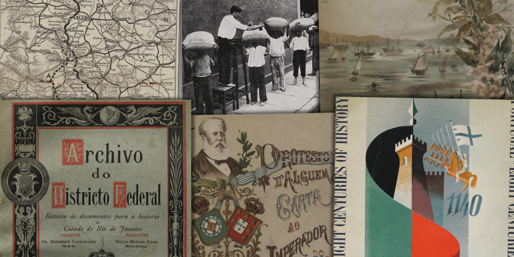 Various source media, Brazilian and Portuguese History and Culture: The Oliveira Lima Library, Part I: Pamphlets