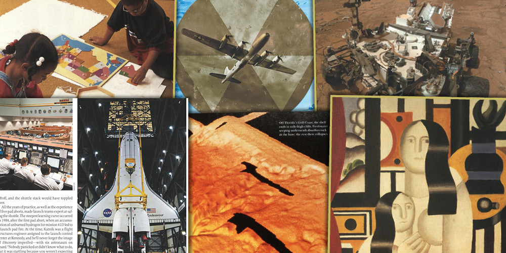 Various source media, Smithsonian Collections Online: Air & Space and Smithsonian Magazine Archive