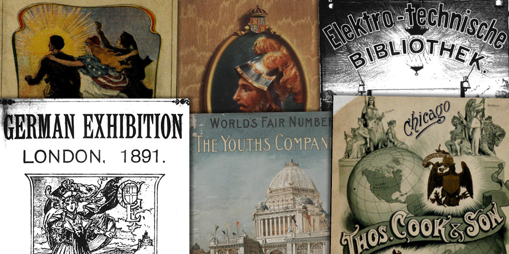Various source media, Smithsonian Collections Online: World's Fairs & Expositions: Visions of Tomorrow