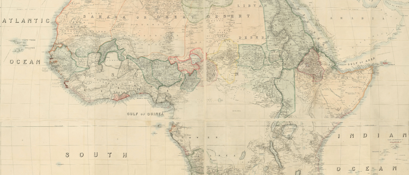 Various source media, Nineteenth Century Collections Online: Maps and Travel Literature