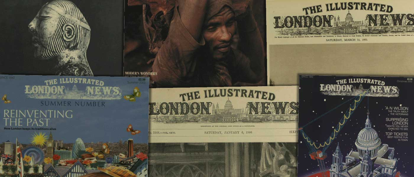 Various source media, The Illustrated London News Historical Archive, 1842–2003