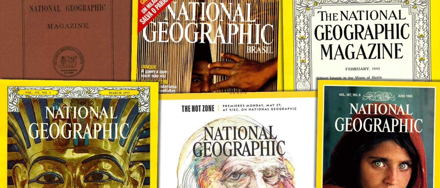 Various source media, National Geographic Virtual Library