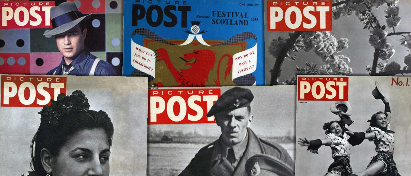 Various source media. Picture Post Historical Archive, 1938–1957