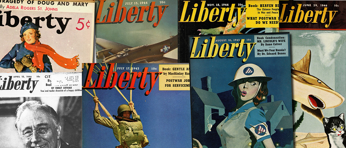 Liberty Magazine Historical Archive 1924-1950