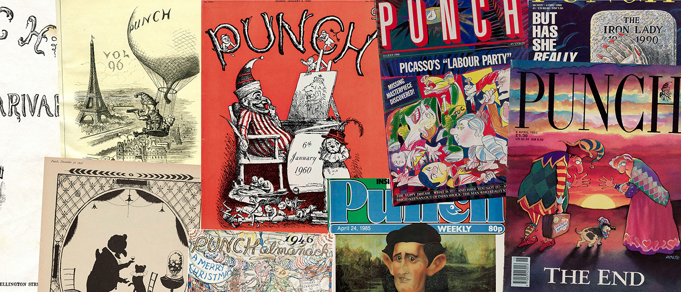 Punch Historical Archive 1841-1992