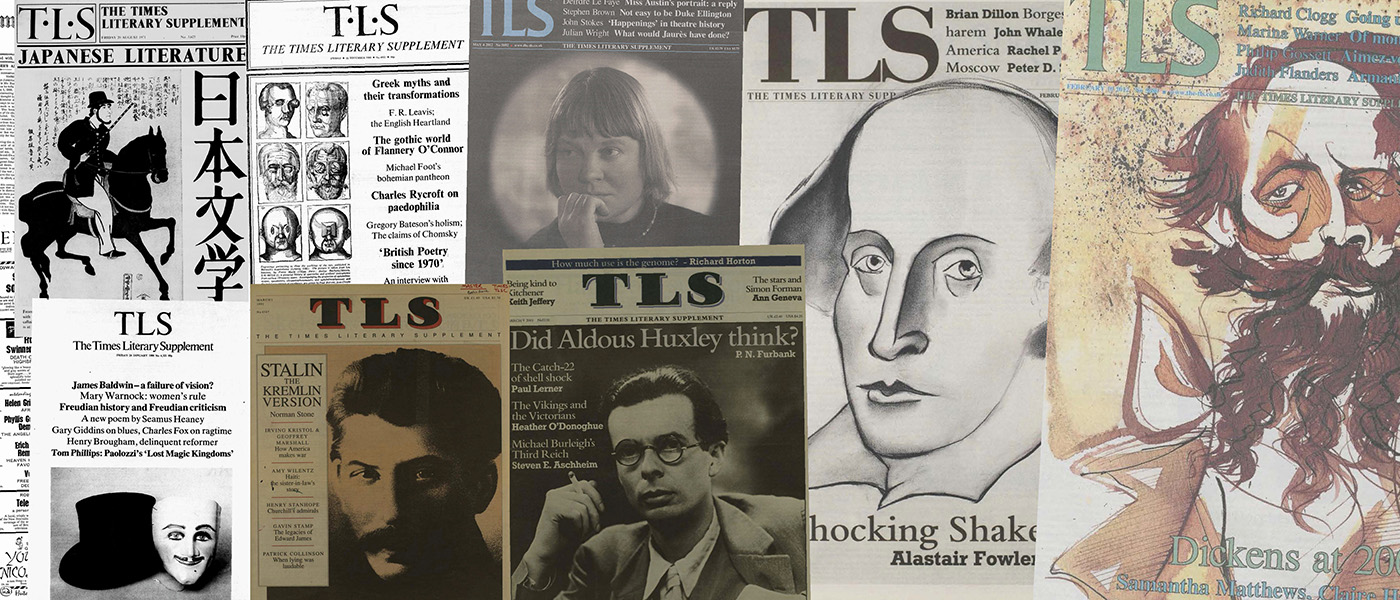 Times Literary Supplement Historical Archive