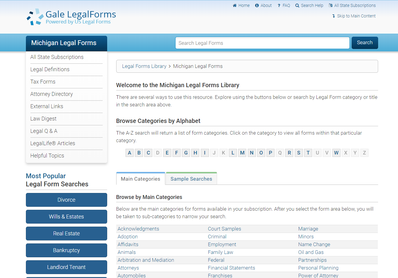 LegalForms, Gale LegalForms, legal procedures, customization, legal documents