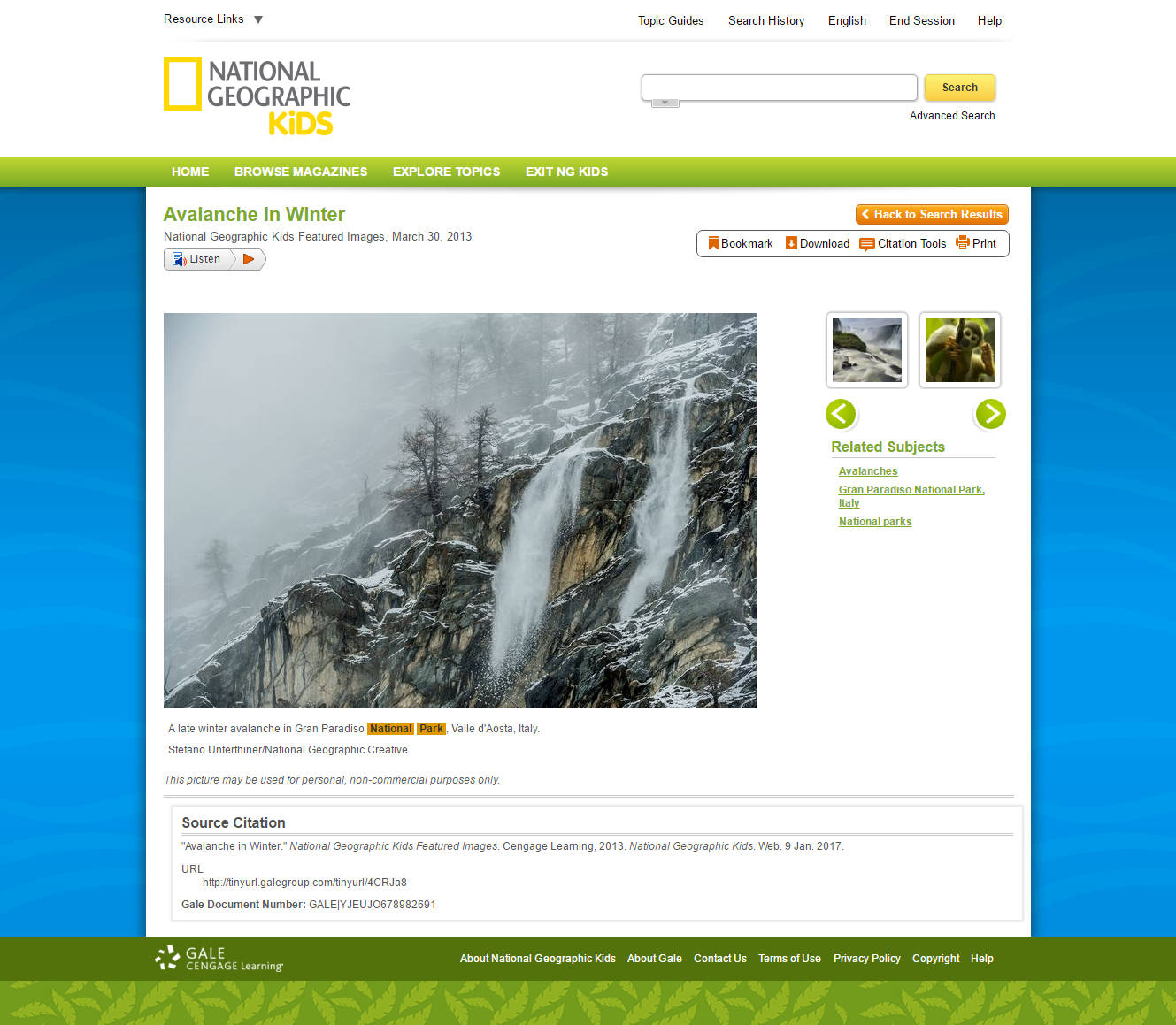 National Geographic Virtual Library National Geographic Kids - 30 fascinating photos from national geographics archives