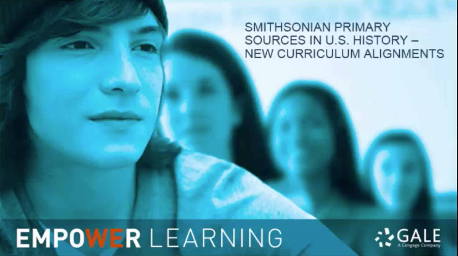 Smithsonian curriculum correlations video.