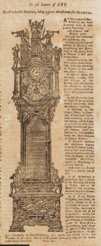 periodical essay in 18 century
